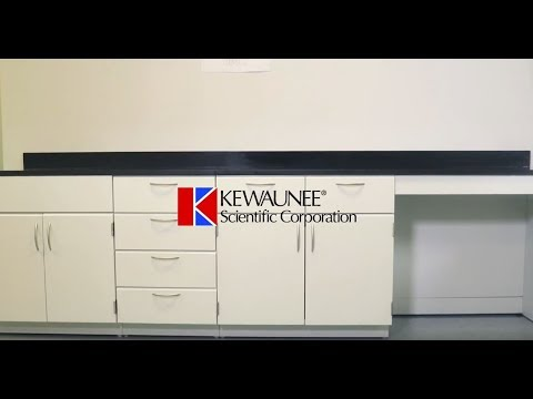 Steel Furniture Installation Part 2 : Installing Steel Base Cabinets And Fillers