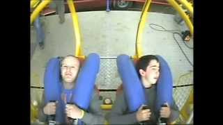 Men Passing Out On The Slingshot Ride. (Compilation)