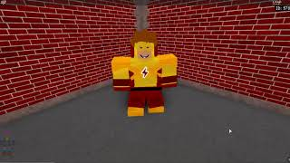 | How To Make Kid Flash (Wally West YJ) In Super Hero Life 2 | ROBLOX