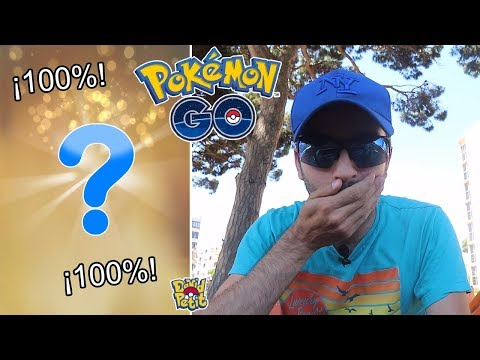 ¡CONSIGO MI PRIMER POKÉMON SHINY 100%! ¿QUE POKÉMON SERÁ? (REACCIÓN BRUTAL) [Pokémon GO-davidpetit]