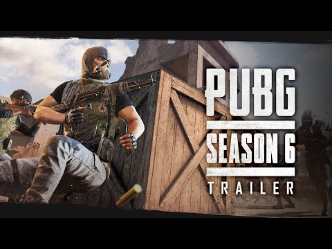 PUBG: Season 6 Gameplay Trailer