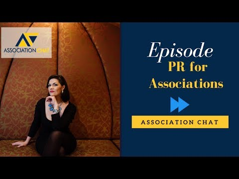 Association Chat: PR Trends for Associations