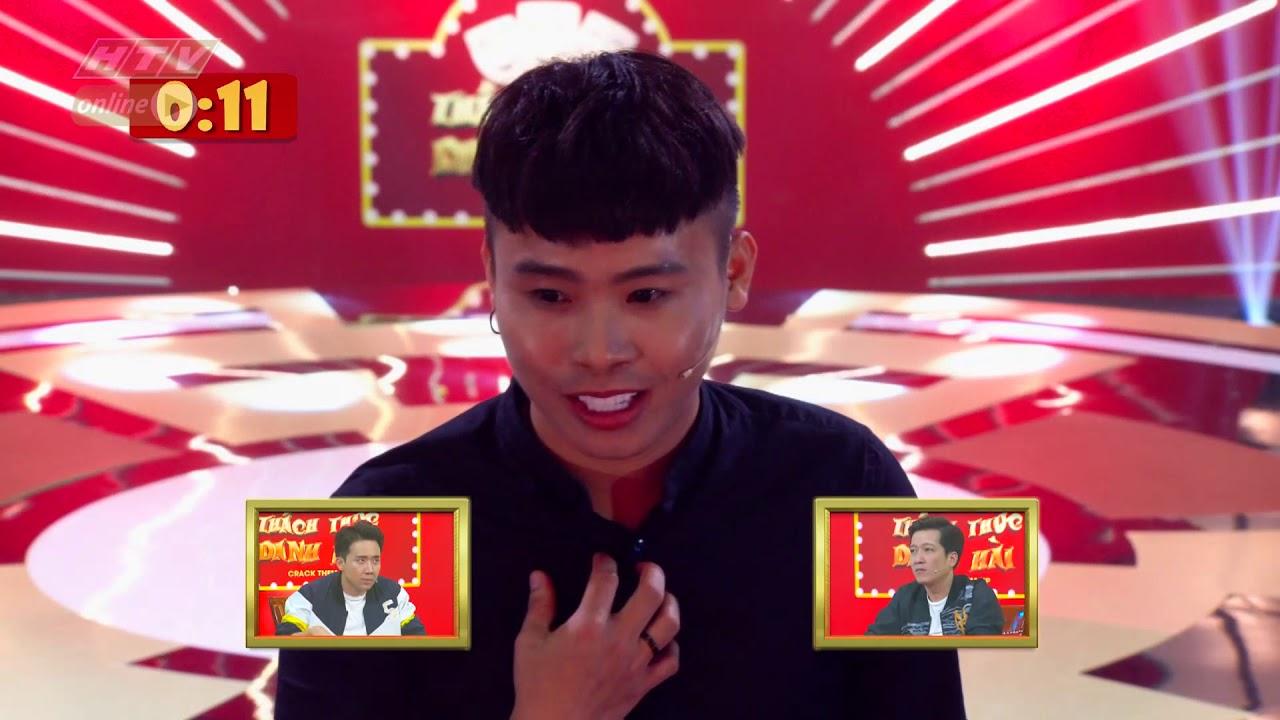image Thí sinh đầu tiên không dự thi bằng tiếng Việt   THÁCH THỨC DANH HÀI   TTDH #3 MÙA 5