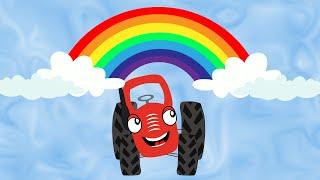 Летающие лошадки - Зебра в клеточку - Песенки для детей