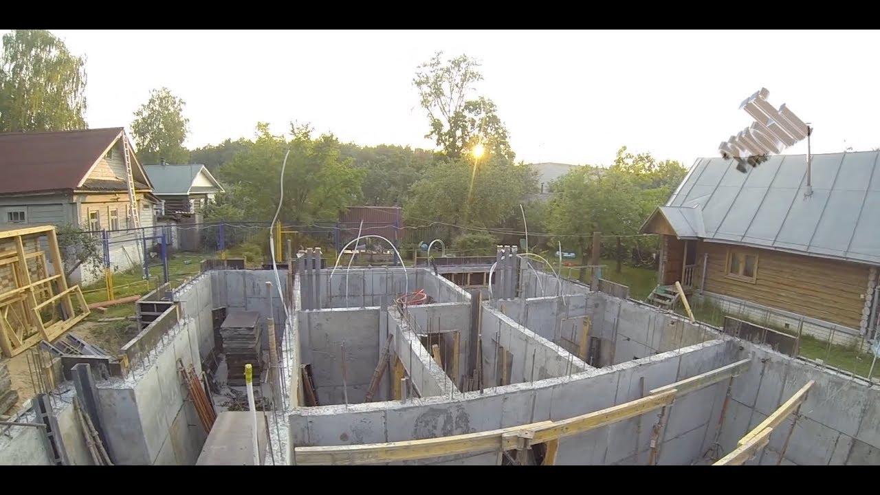 Своими руками построить цокольный этаж фото 484