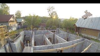видео Отделка цокольного этажа: пошаговая инструкция (фото)