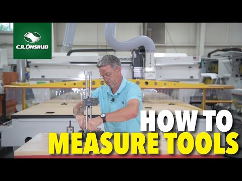 Chips and Tips: Episode 7B - How to measure CNC Router bits using an offline tool setter