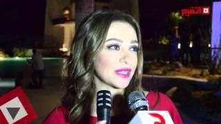 مريم حسن : سعيدة بردود الأفعال على «أريد رجلا» (اتفرج)