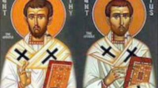 Saints Timothy and Titus