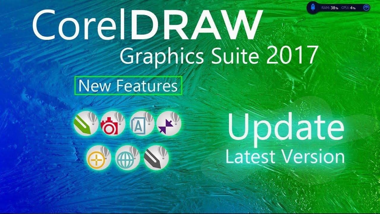 How To Update Coreldraw Graphics Suite 2017 Youtube