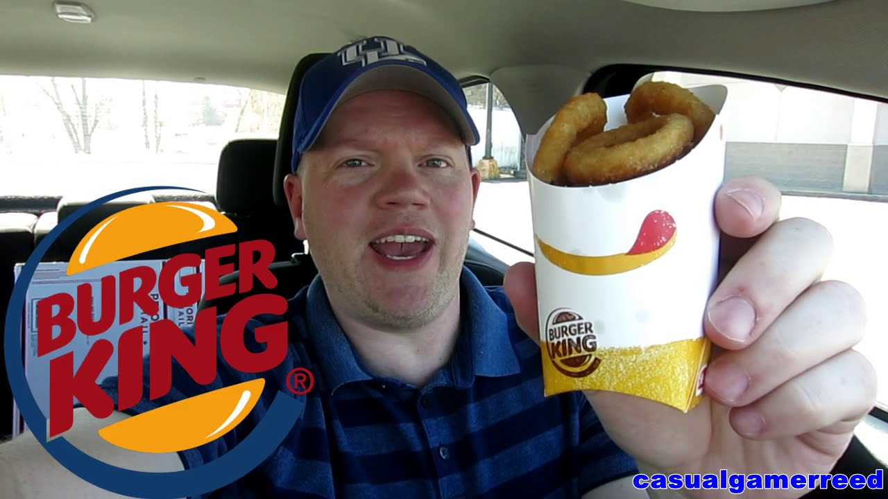 How To Make Burger King Onion Rings