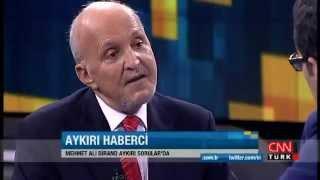 Mehmet Ali Birand - Aykırı Sorular (21.11.2012)
