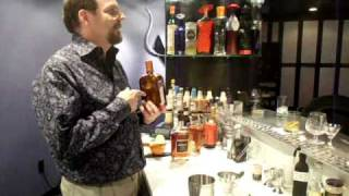 Doug Winship's Basement Bar: Making A Mai Tai
