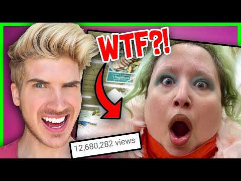 REACTING TO THE WEIRDEST YOUTUBE CHANNELS!