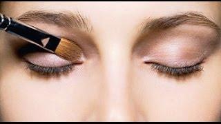видео Макияж по форме глаз