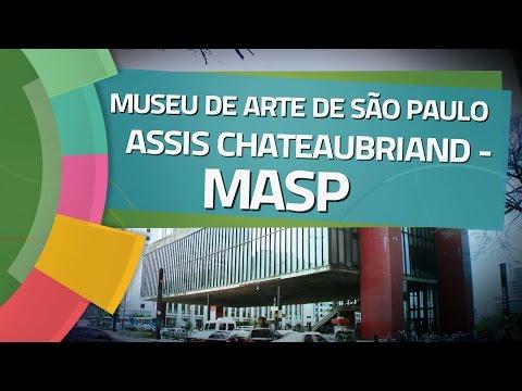 Conhecendo Museus - Ep. 10: MUSEU DE ARTE DE SÃO PAULO - MASP
