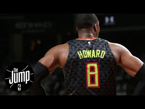 Tracy McGrady Reacts To Dwight Howard's Trade To Hornets | The Jump | ESPN
