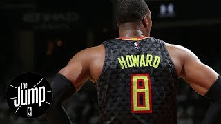 Tracy McGrady Reacts To Dwight Howard's Trade To Hornets | The Jump | ESPN thumbnail