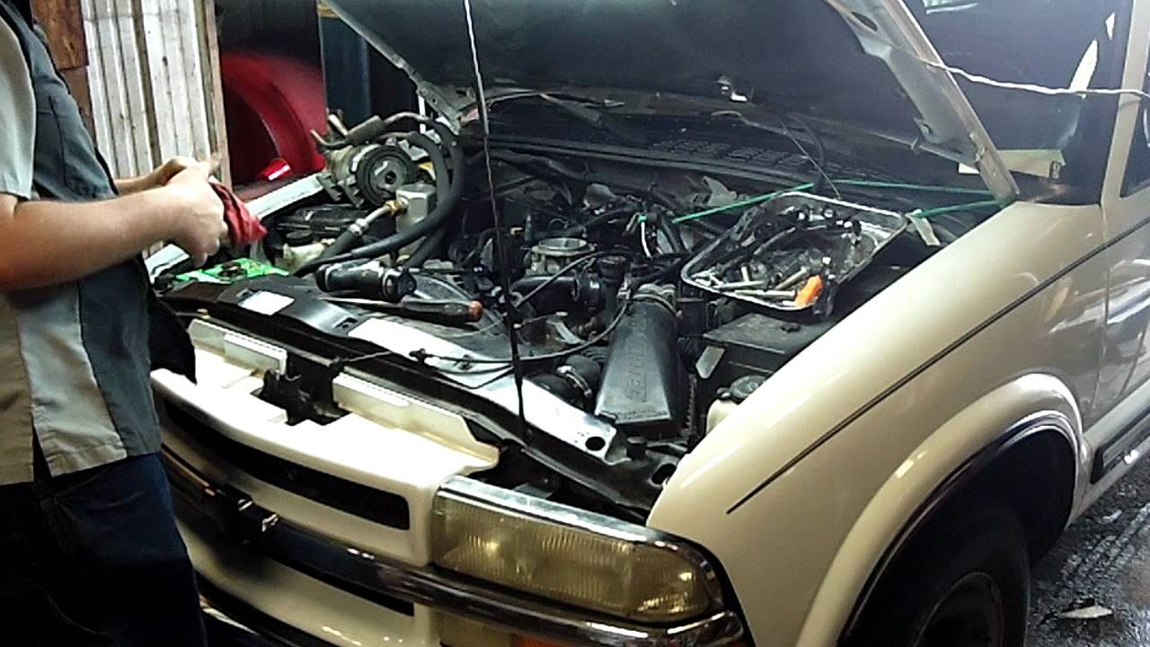 2000 S10 Abs Wiring Diagram Fix It Right Fuel Injection System Replacement Youtube