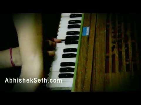 Muskurane ki wajah | citylights song | HARMONIUM version by Abhishek Seth | Arijit Singh
