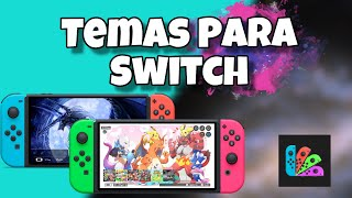Como instalar temas en nintendo switch cualquier version nxtheme installer