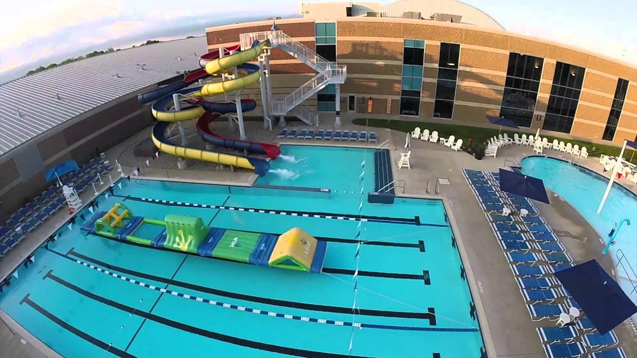 Mvp Sportsplex Grand Rapids Outdoor Pool Youtube