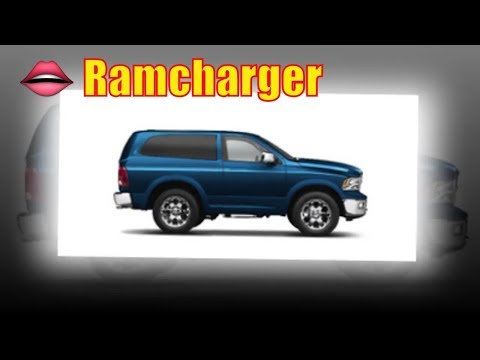 2020 Dodge Ramcharger Concept | 2020 Dodge Ramcharger Suv | 2020 Dodge Ramcharger Truck