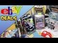 HUGE Ebay Pokemon Card Haul! Vintage Booster Packs, Gold stars, & more!