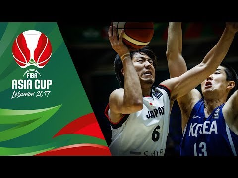 Japan Offense Highlights - FIBA Asia Cup 2017