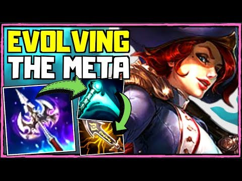 Umbral Miss Fortune Is The NEXT BIG THING! | League Of Legends (Season 10)