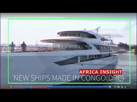 CONGO (DRC )NAVAL ENGINEERS  TEAM  BREAKTHROUGH | MADE IN CONGO SHIPS ARE HERE TO STAY  | EPISODE  I