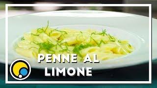 Como fazer receita de Macarrão Penne ao Molho de Limão (Penne ao Limone) - Renato Carioni