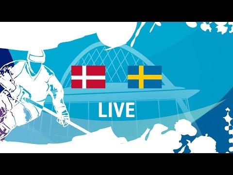 Denmark - Sweden   Full Game   #IIHFWorlds 2017