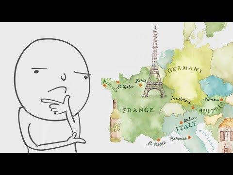 Путешествие по Европе на машине: Калининград-Польша, Чехия, Германия, Австрия, Италия, Франция