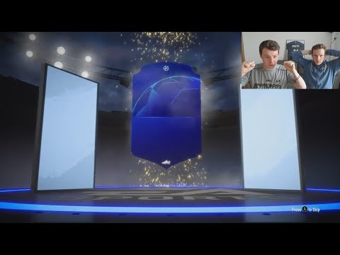 OUR CHAMPIONS LEAGUE PACKS! - UEFA MARQUEE MATCHUPS SBC! FIFA 19 PACK OPENING