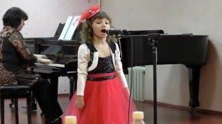 """Мартиросян Маргарита на """"Шахтинской весне"""" 2016"""