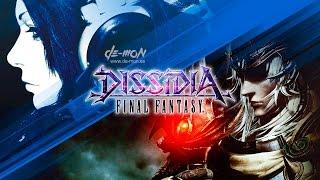 Vídeo Dissidia Final Fantasy NT