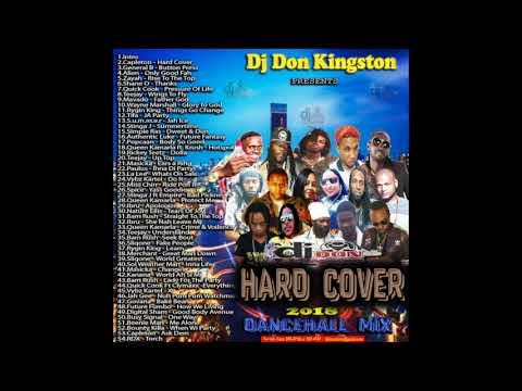 Dj Don Kingston Hard Cover Dancehall Mix 2018