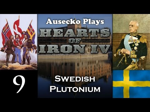 HoI IV Swedish Plutonium 9 [Calling in our Big Brother]