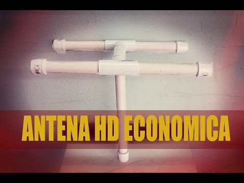 [TUTORIAL] Cómo hacer antena para HDTV canales digitales casera
