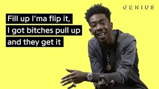 desiigner panda lyrics reversed