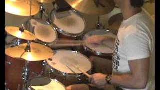 The Hounds Of Winter - Sting Vinnie Colaiuta By Aussie Drum Nerd.mpeg