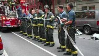 hallelujah its the new york city fire department