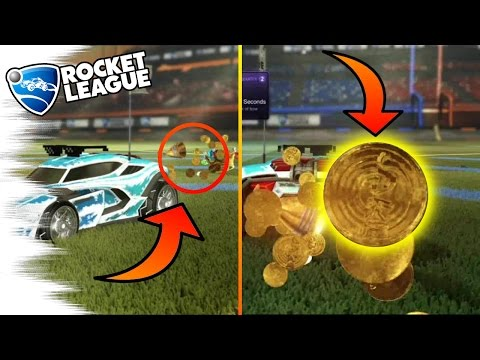 5 Rocket League SECRETS/EASTER EGGS You Probably Don't Know! - AQUADOME (Gameplay, Facts, Crates)