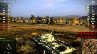 world of tanks kv 1s 122 mm d 2 5t gameplay