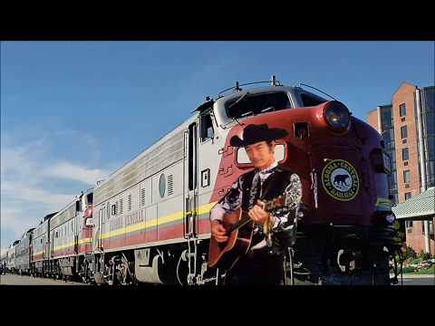 Algoma Central No  69 Stompin' Tom Connors with Lyrics
