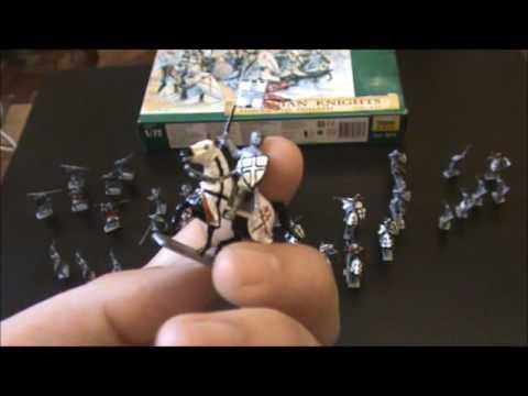 Оловянные солдатики, историческая оловянная миниатюра в