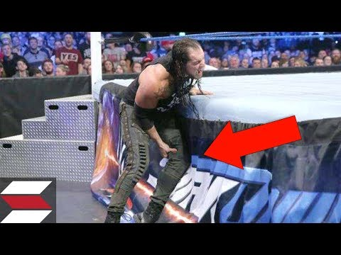 Biggest Wrestling BLOOPERS That Actually Aired