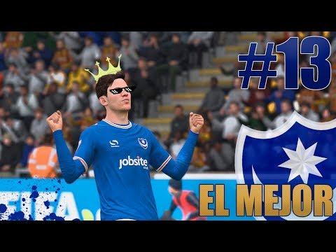 FIFA 18 - Modo Carrera Portsmouth [Cap. #13] EL MEJOR GOL DE CHAPLIN