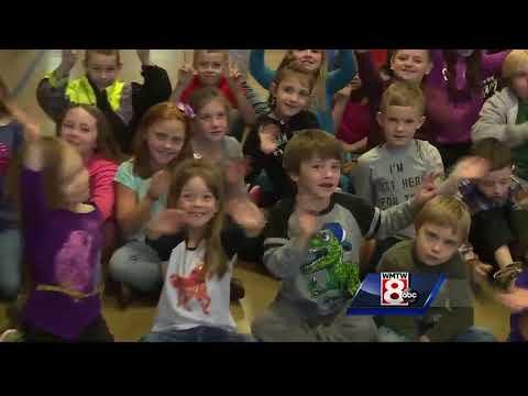 Weather At Your School: Shapleigh Memorial School